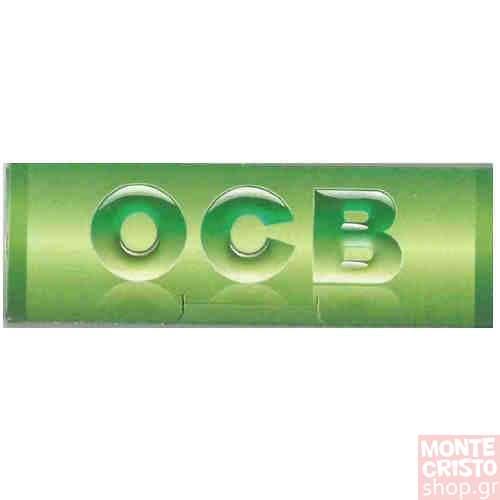 Χαρτάκια Στριφτού Τσιγάρου OCB Πράσινο