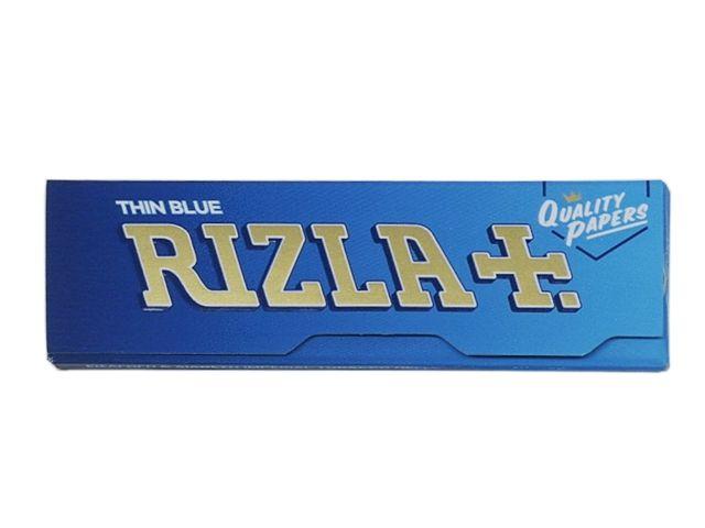 Χαρτάκια στριφτού Rizla Blue μπλε