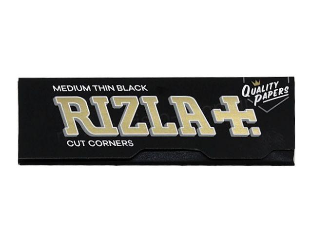 Χαρτάκια στριφτού Rizla Μαύρο
