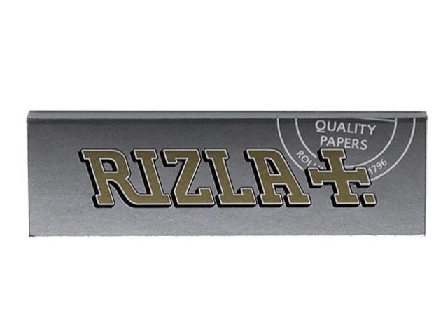 Χαρτάκια στριφτού Rizla Silver ασημί