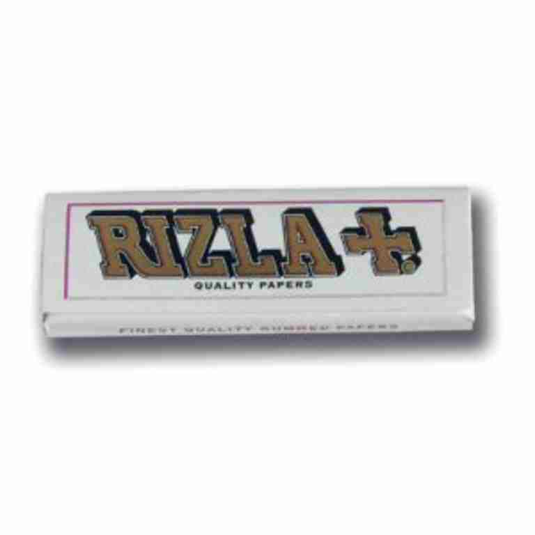 Χαρτάκι στριφτού Rizla άσπρο