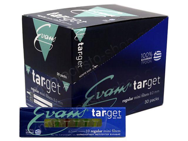 ����� �� 30 ������� TAR-GET �������� 8mm, € 0,27 �� ���