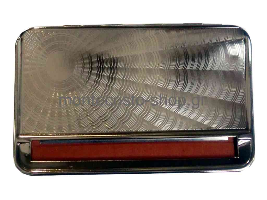 Ταμπακιέρα στριφτού για King Size χαρτάκια tobacco rolling machine