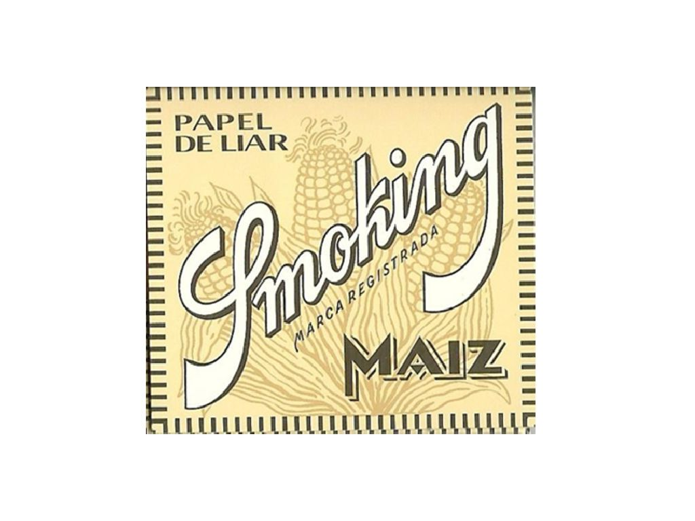 Χαρτάκι Smoking Maiz (Καλαμπόκι) 1+1/4