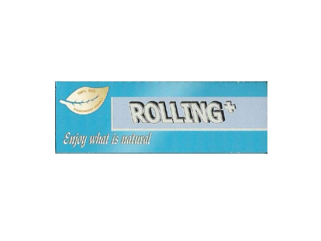 Χαρτάκια Μικρά Rolling Στριφτού Τσιγάρου Μπλέ