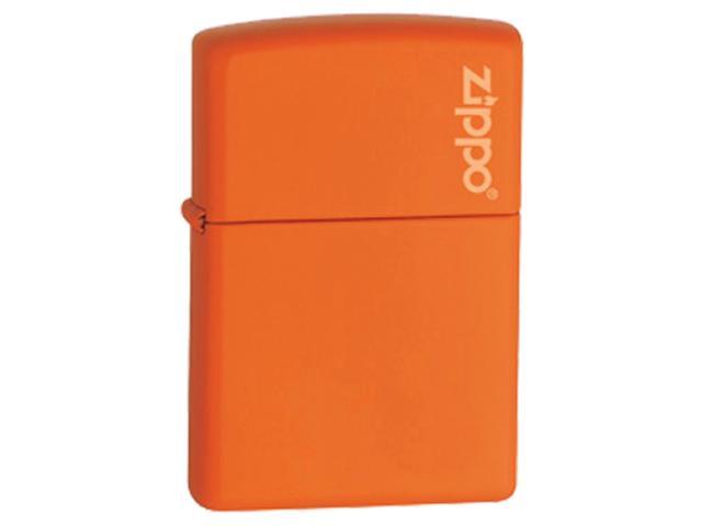 1397 - Αναπτήρας ZIPPO 231ZL Orange W/Logo