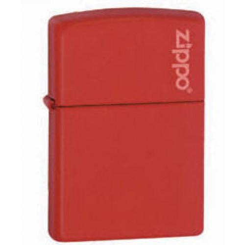 Αναπτήρας ZIPPO 233ZL Red W/Logo