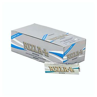 595 - Χαρτάκια Rizla Micron κουτί με 50 χαρτάκια