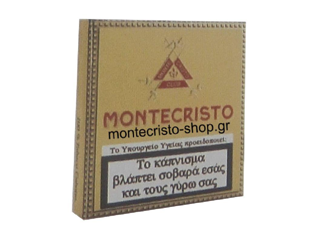 579 - Montecristo mini 20s cigarillos