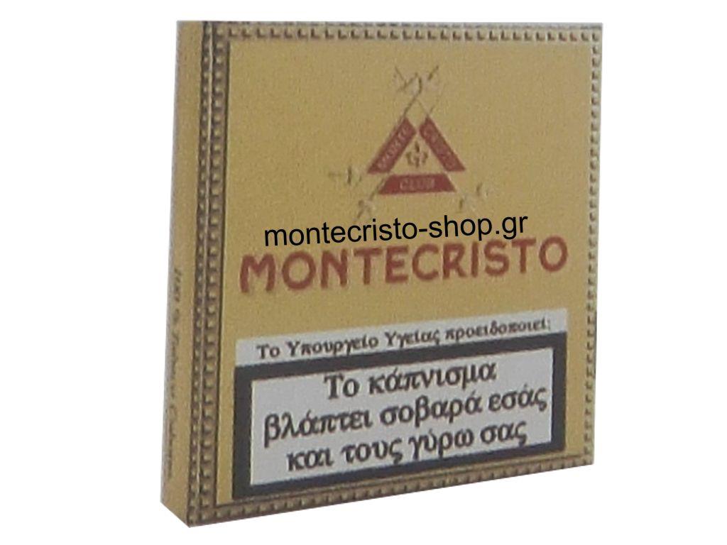 582 - Montecristo club 20s cigarillos