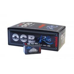 740 - Χαρτάκια OCB Ρολλό Mini Premium, κουτί 24 τεμ, (€0,75 το ρολλό)
