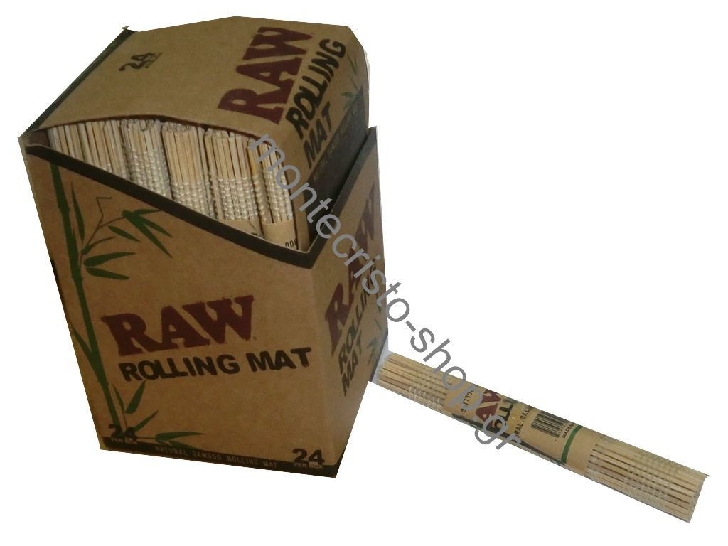 ��������� RAW BAMBOO ROLLING MAT