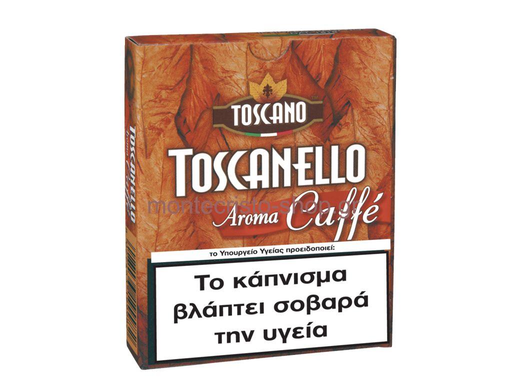 TOSCANELLO AROMA ROSSO CAFFE 5s