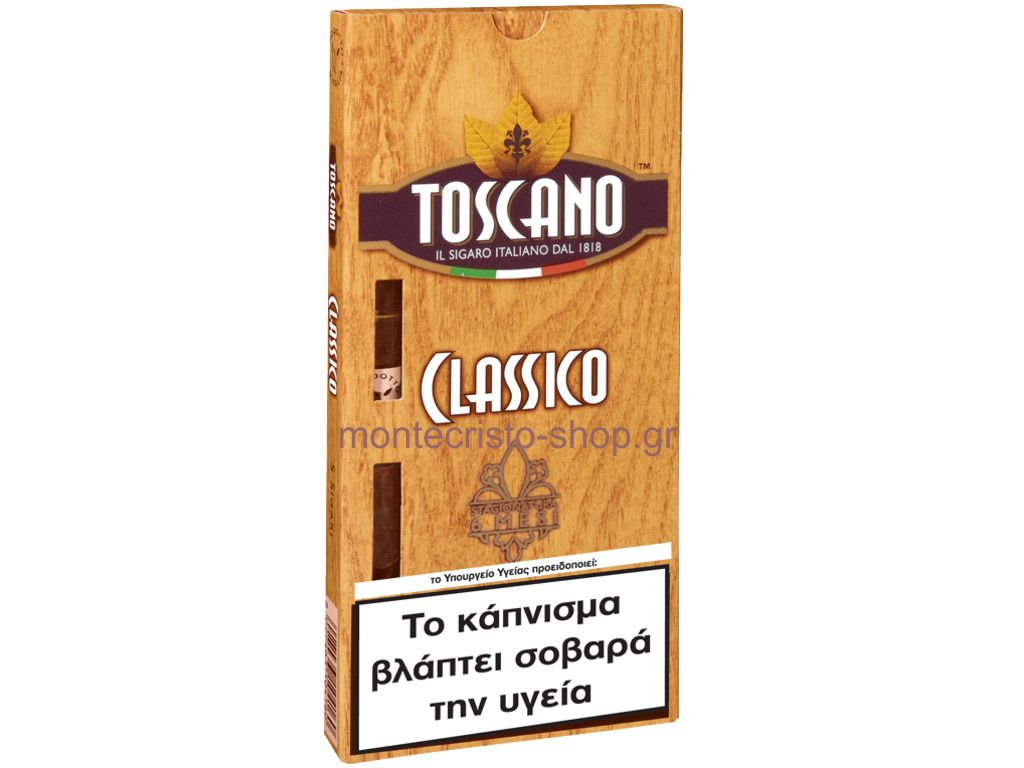 TOSCANO CLASSICO 5s