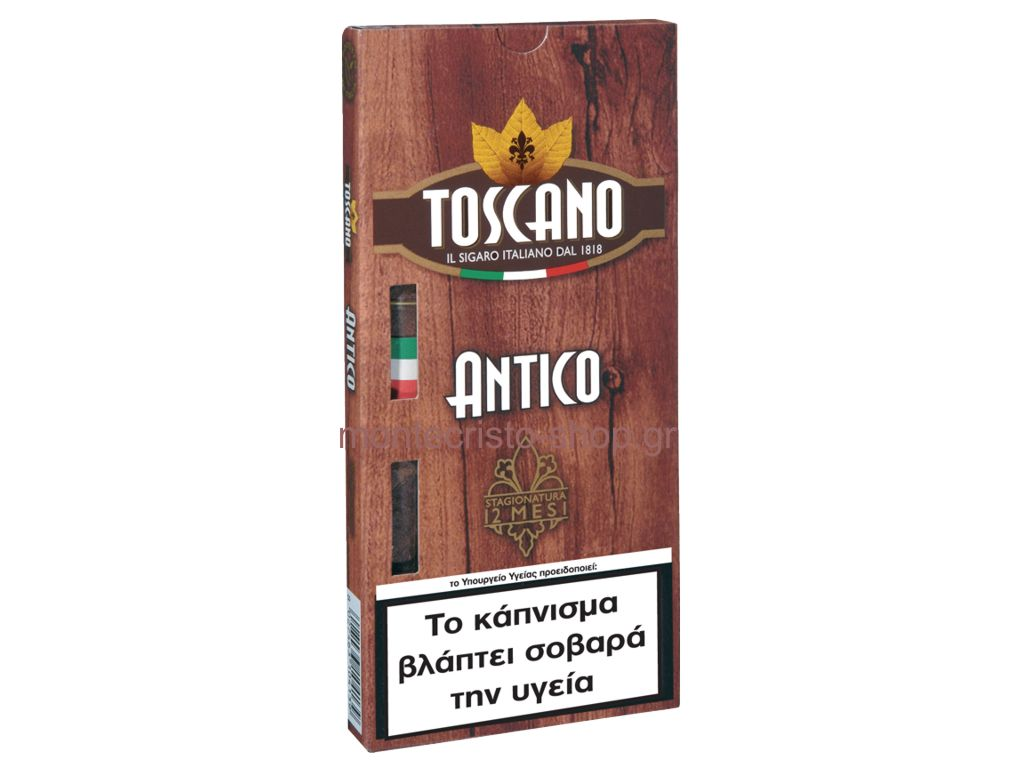 TOSCANO ANTICO 5s
