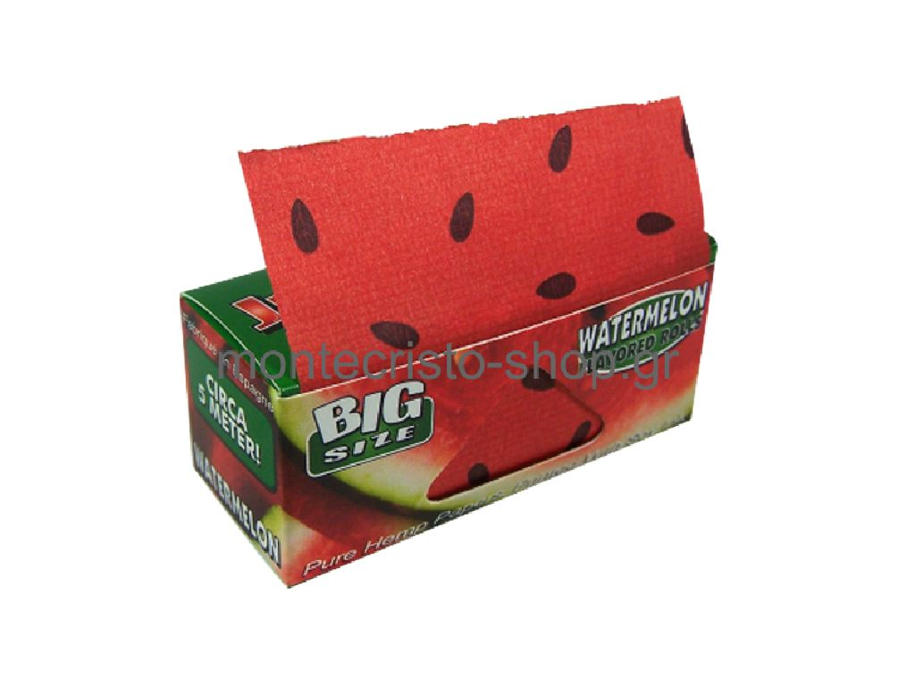 860 - Ρολλό Juicy Jays Watermelon καρπούζι 5 μέτρα