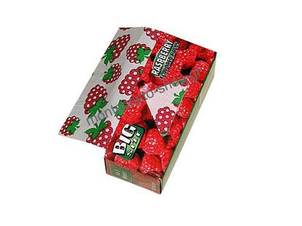 862 - Ρολλό Juicy Jays Raspberry βατόμουρο 5 μέτρα