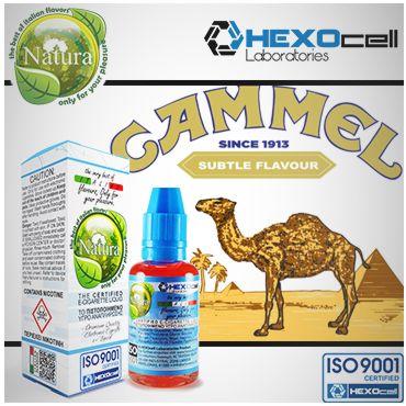 Υγρό αναπλήρωσης Natura - Camel 30 ml