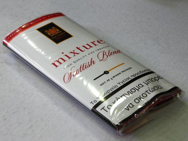 943 - ������ ����� MAC BAREN mixture Scottish Blend 40g