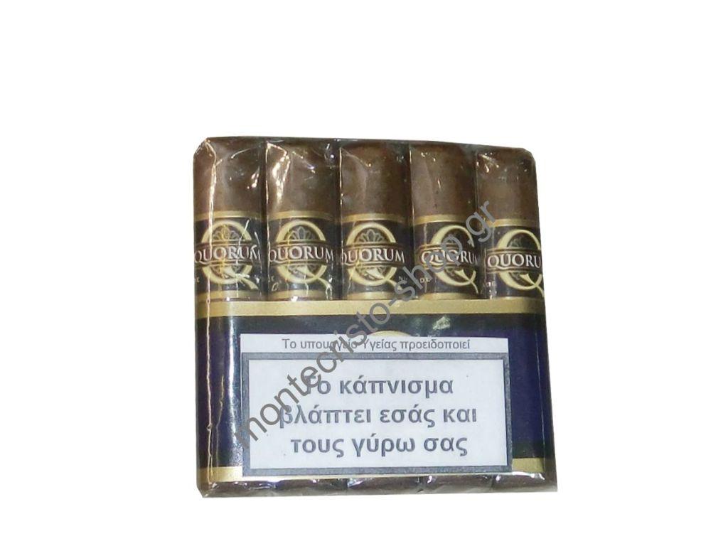 953 - Πούρα QUORUM Short Robusto 10s