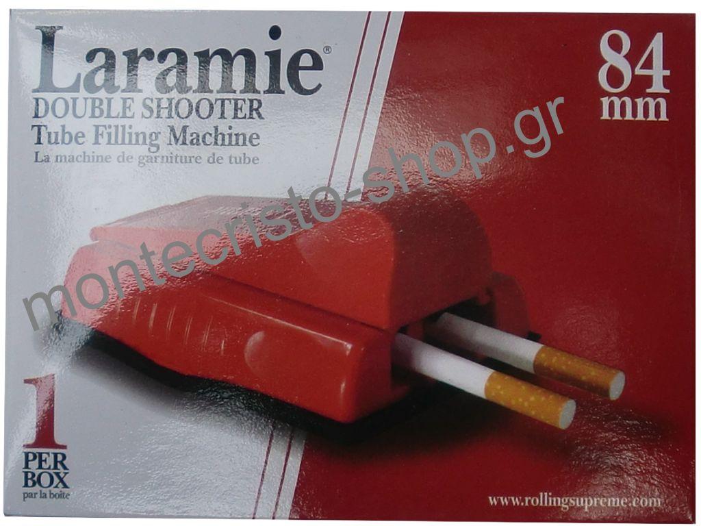 1067 - Μηχανή για δύο άδεια τσιγάρα Laramie double shooter