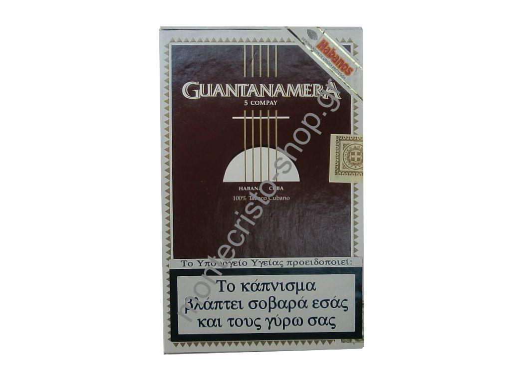 Guantanamera Compay 5s χειροποίητο