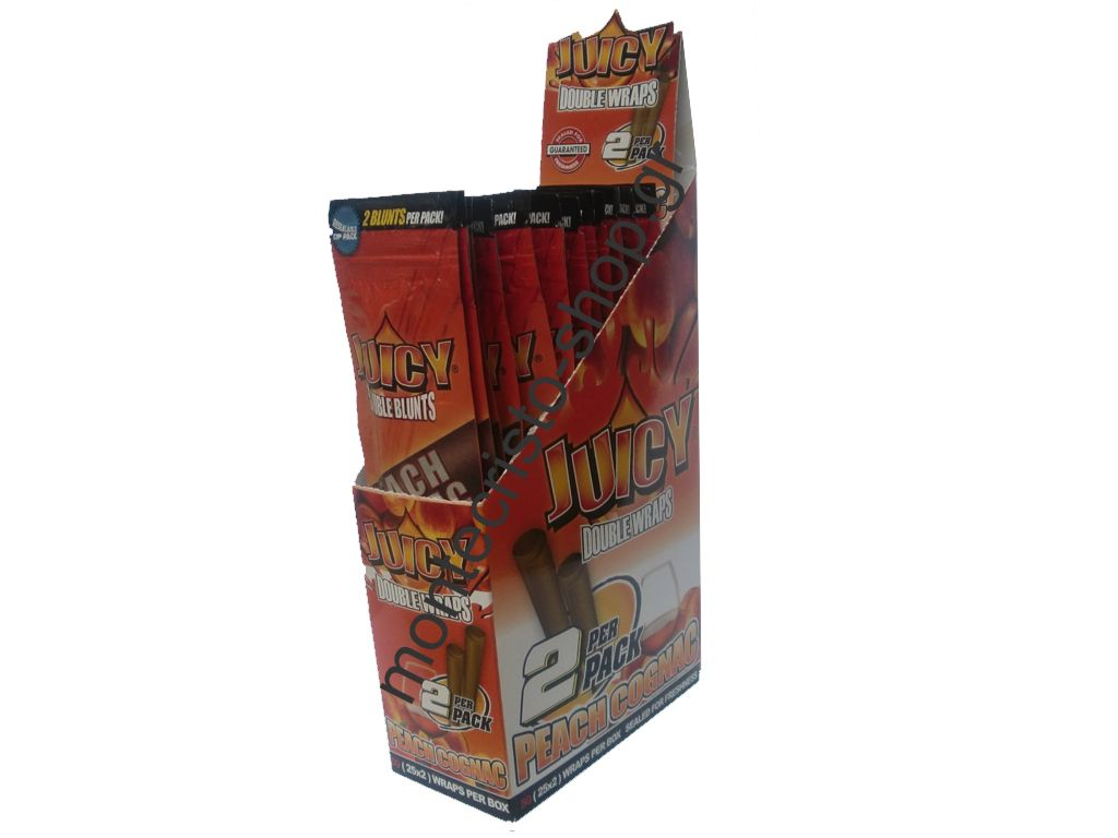 JUICY BLUNT TUBE Peach Cognac �������� ����� 25��� €0.49 �� ���