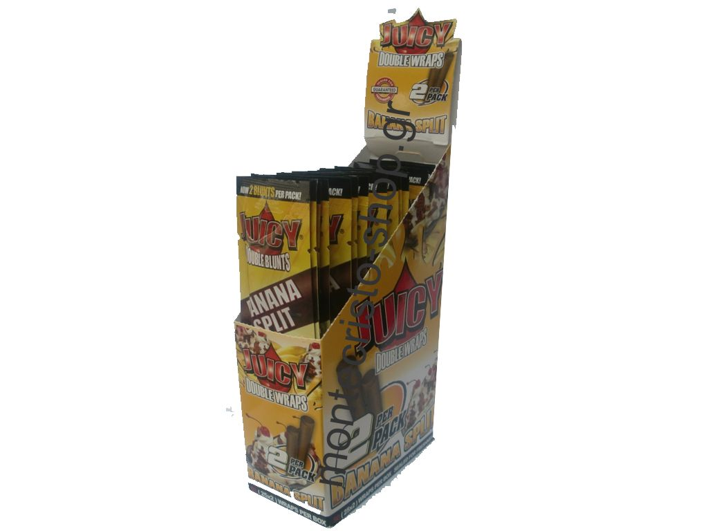 JUICY BLUNT TUBE BANANA SPLIT ����� 25��� €0.49 �� ���