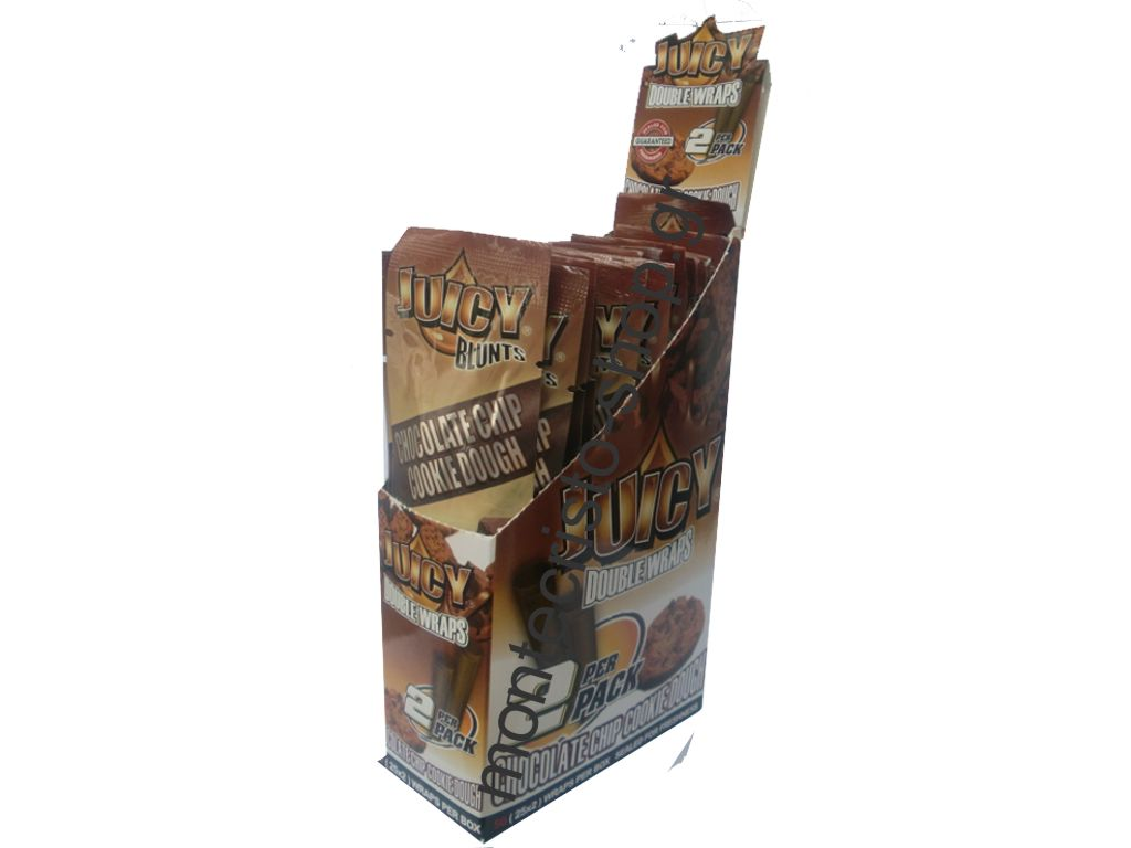 ���������� Juicy Jays BLUNTS Chocolate Chip Cookie Dough Box 25��� €0.49