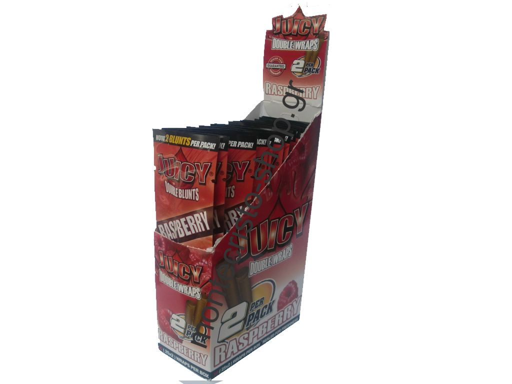 ���������� Juicy Jays BLUNTS TUBE RASPBERRY ������� ����� 25��� €0.49 ��