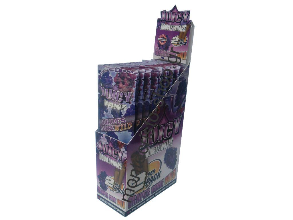 ���������� Cones Juicy Jays BLUNTS Grapes Gone Wild ����� 25��� €0.49 ��