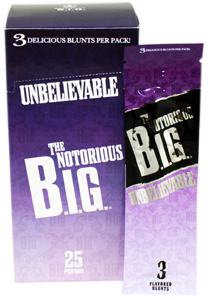 1285 - ���������� �HE NOTORIOUS B.I.G UNBELIEVABLE ����� 25���