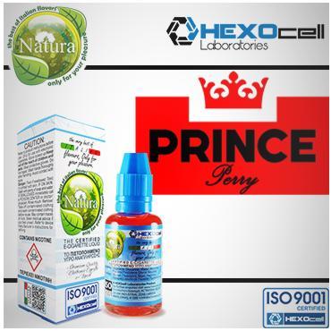 Ατμιστικό υγρό αναπλήρωσης Natura - Prince Perry 30ml