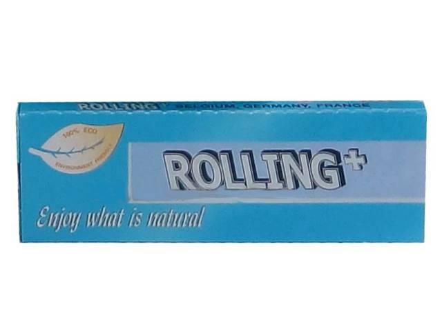 Χαρτάκια Rolling μπλε 47500-042