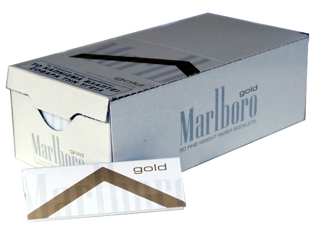 ����� �� 50 �������� Marlboro 60 GOLD fine weight �����