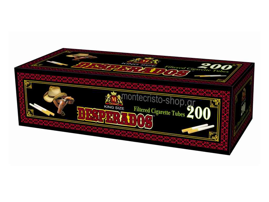 ����� ������� DESPERADOS TUBES 200 84mm �� 200 ��������������