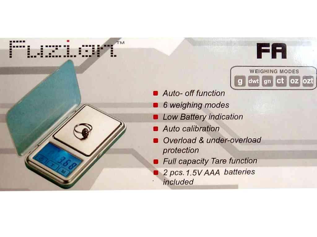 Ζυγαριά ακριβείας FA-500 με ακρίβεια 0,1