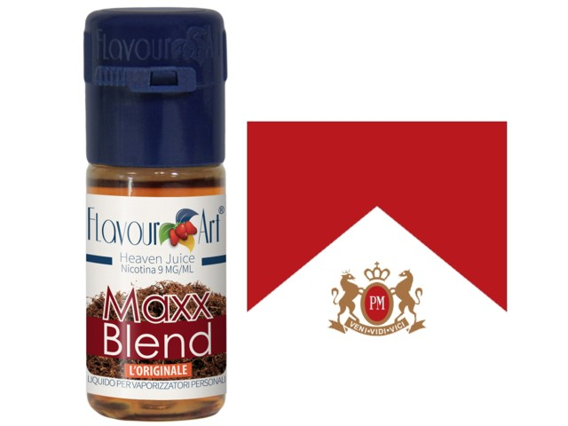 2015 - Υγρά αναπλήρωσης Flavour Art Maxx Blend 10 ml