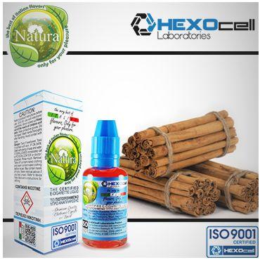 Υγρό αναπλήρωσης Natura - Cinnamon Κανέλα 30ml