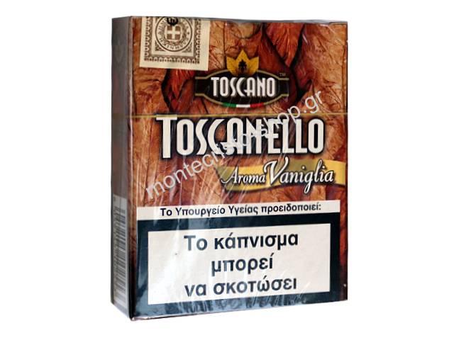 TOSCANELLO Aroma Giallo Vaniglia 5s