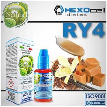 Υγρό αναπλήρωσης Natura - RY4 30ml