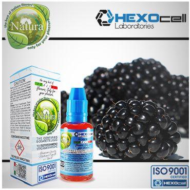 Υγρό αναπλήρωσης Natura - Blackberry βατόμουρο 30ml