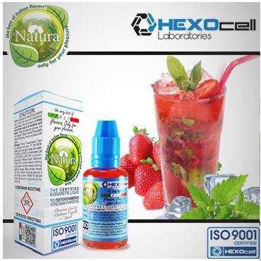���� ����������� Natura Strawberry Mojito - ������ ������� 30ml