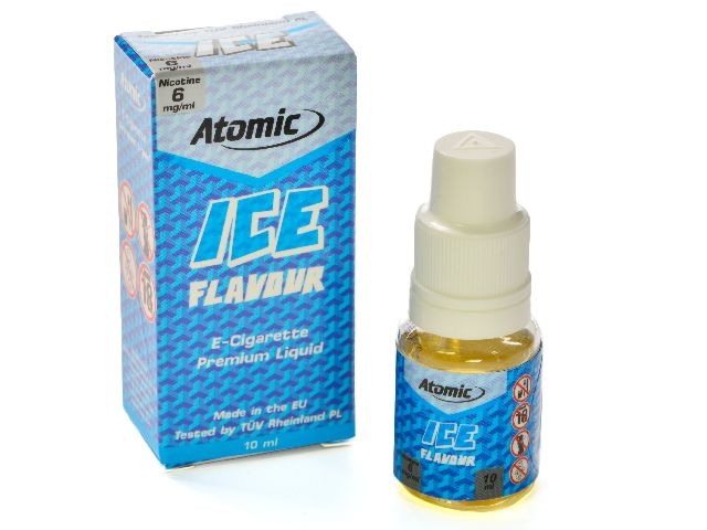 2168 - ���� ����������� Atomic ����� ICE BonBon 10 ml