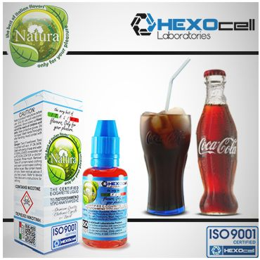 Υγρό αναπλήρωσης Natura Coca Cola 30ml