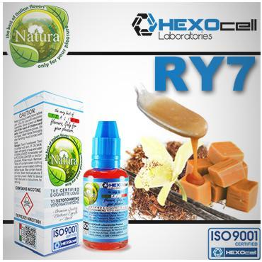 Υγρό αναπλήρωσης Natura RY7 30ml (PG)
