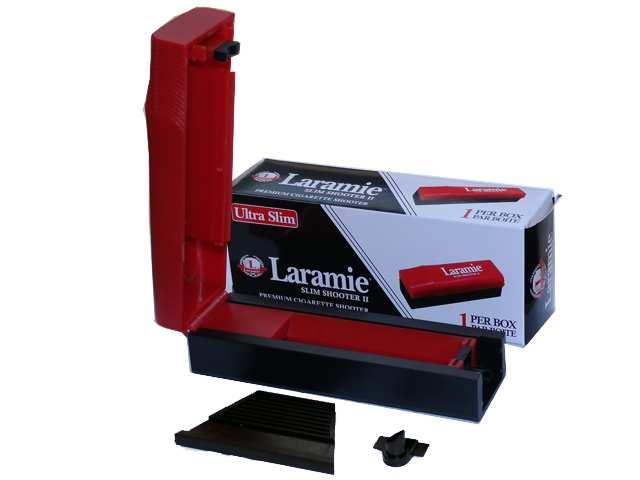 2310 - Μηχανή για γέμισμα SLIM άδειων τσιγάρων Laramie Slim Shooter II