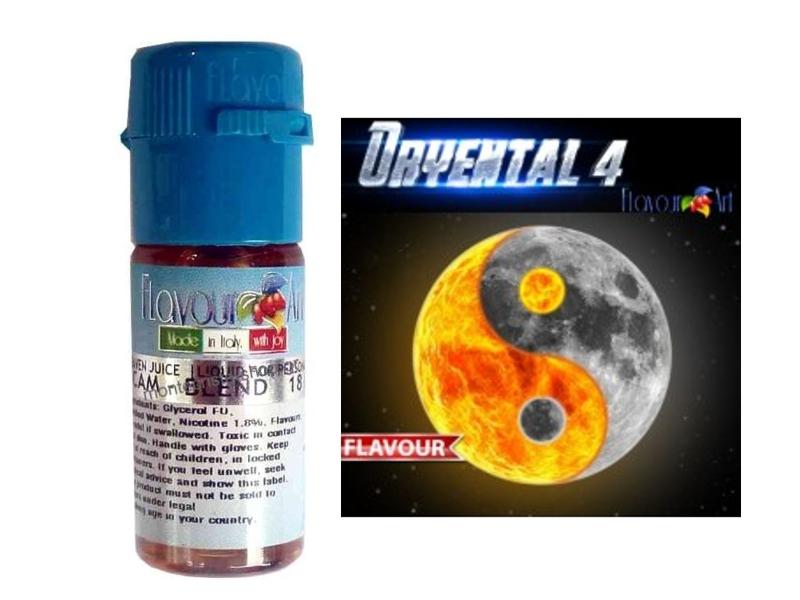 2352 - Υγρό αναπλήρωσης Flavour Art Oryental 4 10 ml