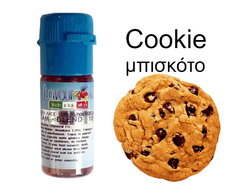 FlavourArt Cookie ΜΠΙΣΚΌΤΟ 10 ml