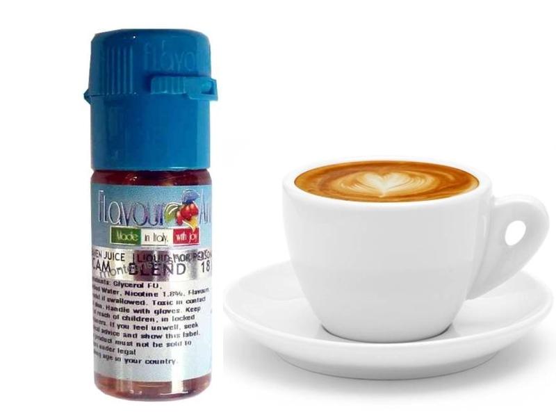 2397 - Υγρό αναπλήρωσης Flavour Art Italian Relax CAPPUCCINO 10 ml